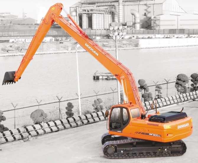 Deawoo Doosan S220LC-V 1val. kaina be PVM 160-180 lt. /47-52 eur.