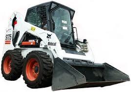 BOBCAT S175 3t. krautuvas 1val. kaina be PVM 80lt./23eur. Važiavimo kaina Lt./1km. be PVM 2,50Lt./0,70eur.